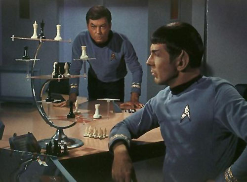 Us Four Adventure Galore Tri Dimensional Chess