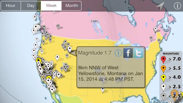 Tremor Tracker iPhon 5 Screen Shot