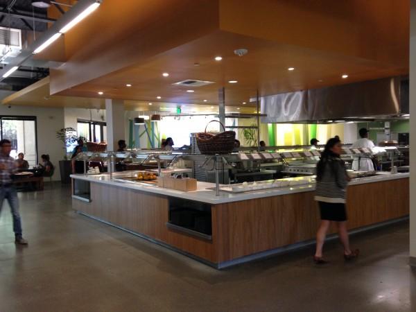google-cafeteria
