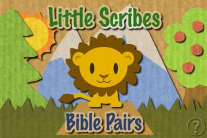 Bible Pairs