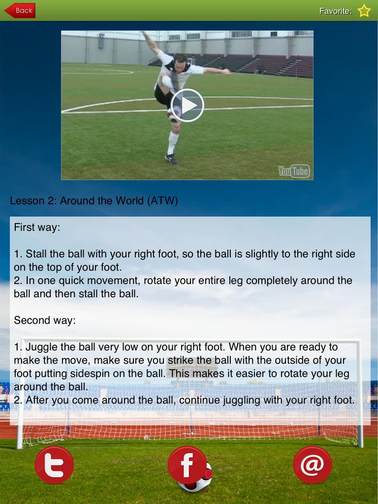 Vogel Soccer Video Page